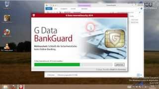G Data Internet Security 2014 Review - QSO4YOU Tech #Tutorial