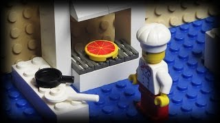 Lego Pizza Delivery(Everyone likes a fresh hot pizza... maybe TOO many people do!, 2009-09-20T20:58:30.000Z)