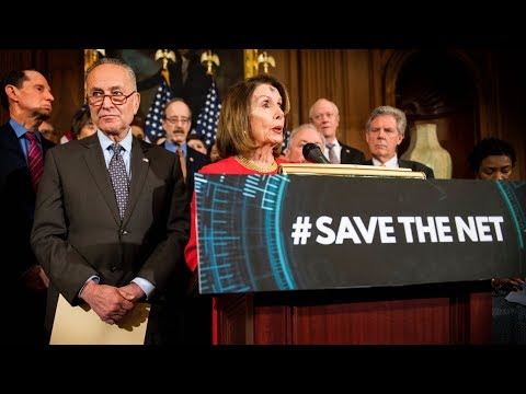 Democrats Introduce Legislation to FULLY Restore Net Neutrality Mp3
