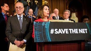 Democrats Introduce Legislation to FULLY Restore Net Neutrality