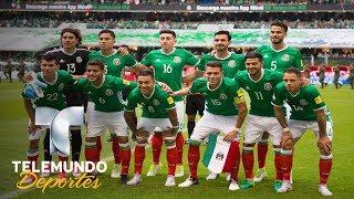 México entre los más bajos de Rusia 2018   Copa Mundial FIFA Rusia 2018   Telemundo Deportes
