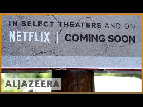 📽️ Venice film festival: Netflix to show own productions | Al Jazeera English