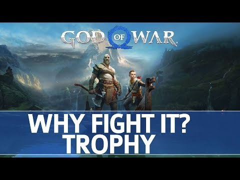 God of War 2018 Trophy Guide & Roadmap