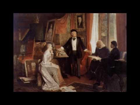 Liszt transcriptions from Wagner Opera