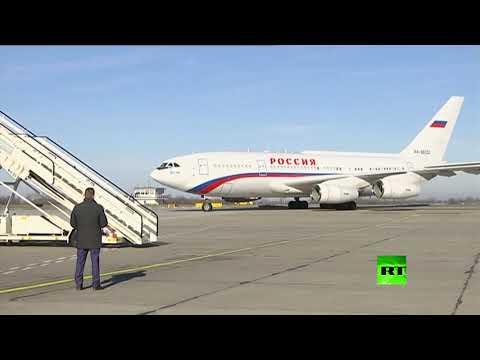 شاهد: بوتين يصل إلى بلغراد و6 مقاتلات من طراز ميغ 29 ترافق طائرته  - نشر قبل 59 دقيقة