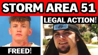 area-51-raid-sparks-legal-action-youtubers-freed-after-storming-area-51-september-20th-event-news