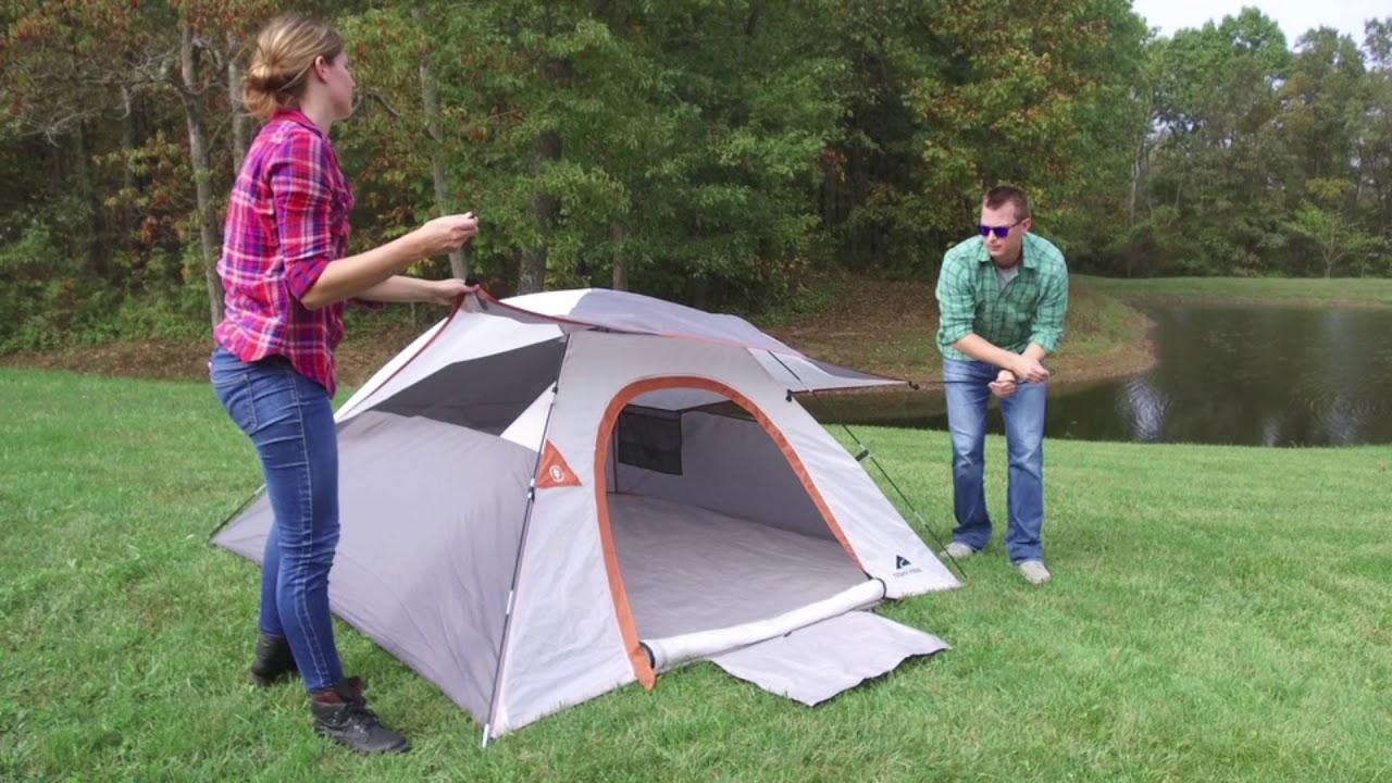 WMT Ozark Trail 3Person Dome Tent