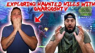 EXPLORING HAUNTED HILLS WITH OMARGOSHTV |MOESARGI