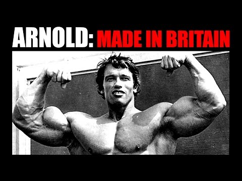 Arnold Schwarzenegger - Made In Britain