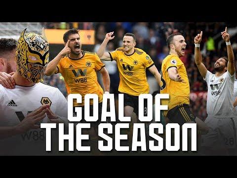 JIMENEZ, NEVES, JOTA, MOUTINHO | Wolves' Goal of the Season nominees!