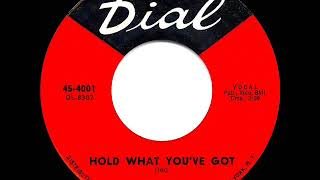 1965 HITS ARCHIVE: Hold What You've Got - Joe Tex