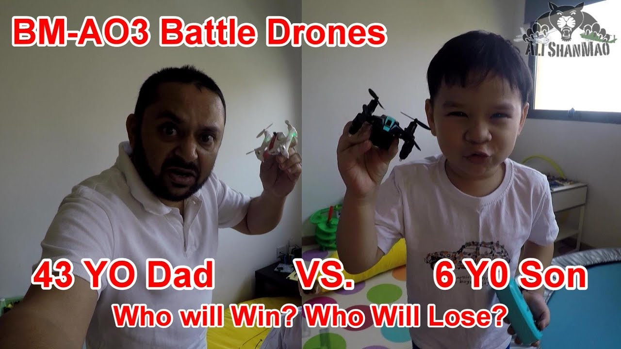 Watch Dad and Son Battle It Out in Adorable Dance-Off video