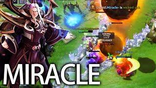 This Is How Miracle Combo! 9K Pro Invoker God Team Liquid Dota 2