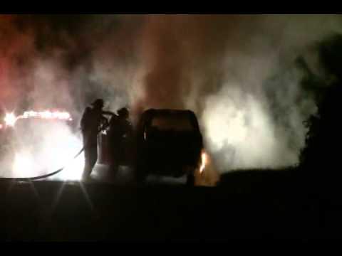 Car Fire Magnesium Explosion (Original)