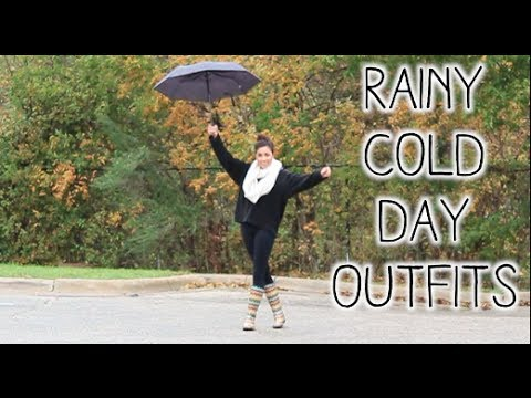 Rainy cold day outfits for fall youtube rainy cold day outfits for fall ccuart Gallery
