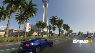 [The Crew 2] Roadtrip: Vegas Strip to Seattle
