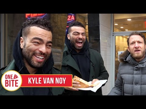 (Kyle Van Noy) Barstool Pizza Review - La Vera Pizzeria