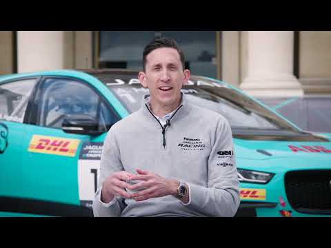 Panasonic Jaguar Racing | Innovation Unwrapped - I-PACE