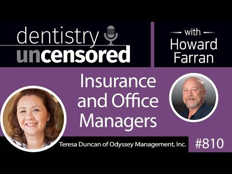 810 Insurance and Office Managers with Teresa Duncan of Odyssey Management, Inc.