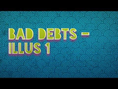 Bad debts account in tamil-cma inter