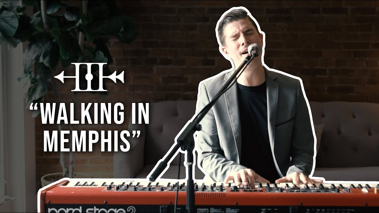 "Piano + Vocals - ""Walking in Memphis"" 