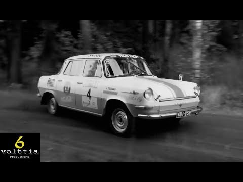 Historic Rallycars in Finland Compilation