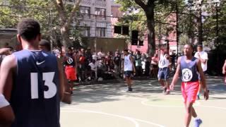 BK Stompers vs Boys & Girls High