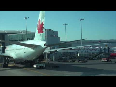 Air Canada Boeing 787-9 C-FKSV Premium Economy AC 878 Toronto-Zurich Trip Report