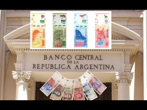 Time To Invest In The Argentina Peso? .037 USD To 1 ARS! Central Bank Of AR Makes Its Move.