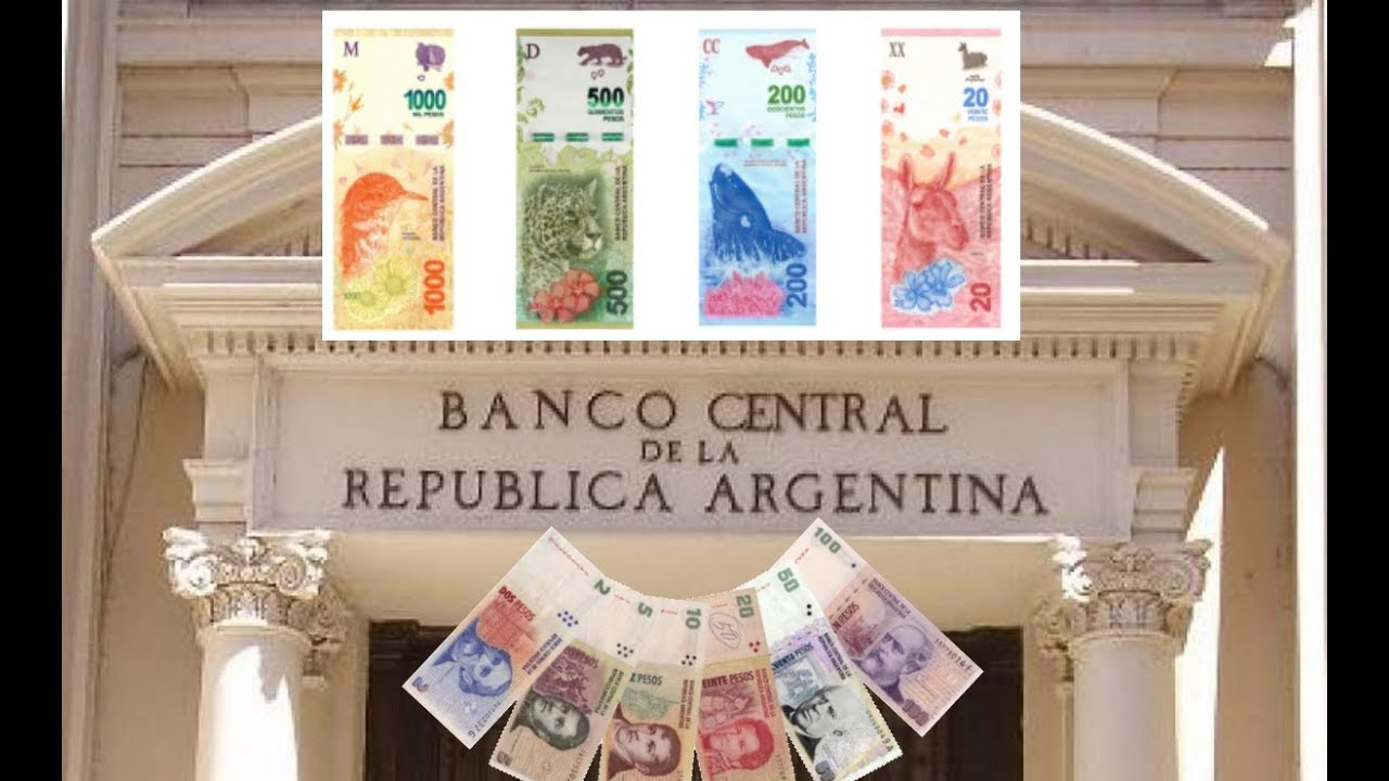 Time To Invest In The Argentina Peso 037 Usd 1 Ars Central Bank Of Ar Makes Its Move