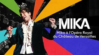 MIKA - Love Today - Concert at Opéra Royal de Versailles