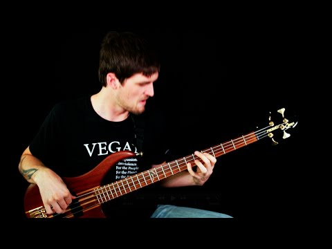 Rage Against The Machine - Take The Power Back (Bass Cover)