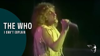 The Who - I Can't Explain (Live In Texas '75)