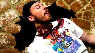 PRANKING MY MOM!! BLOODY MURDER PRANK! (ASK GARRETT)