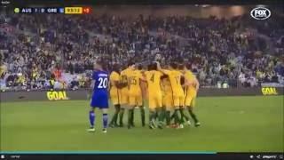ΑΥΣΤΡΑΛΙΑ - ΕΛΛΑΔΑ 1-0 ΦΙΛΙΚΟ friendly match 4-6-2016 HIGHLIGHTS