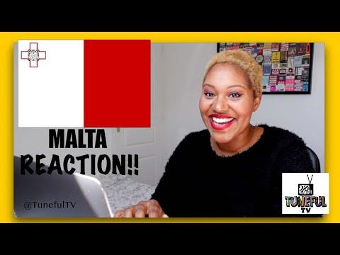 Eurovision 2021 - MALTA Reaction (Tuneful TV)