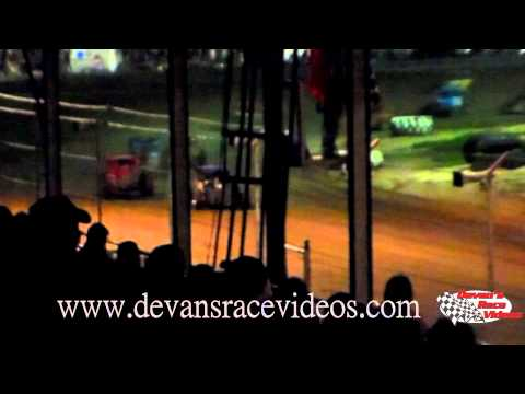 May 25, 2013 | Dwarf Highlights | Phillips County Raceway
