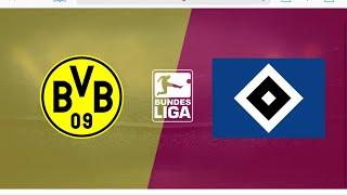 🔴 LIVE! BVB 2:0 HSV - After match talk /w Reusko