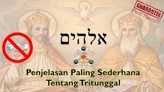"""Allah Tritunggal Ternyata Inilah Kebenarannya - Penjelasan """"Singkat"""" Tritunggal Mp3"""