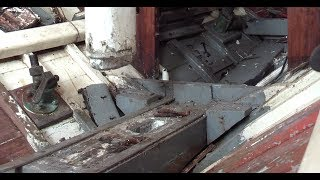 Folkboat Demolition (with human interest)