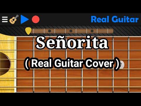 señorita---shawn-mendes-ft.-camila-cabello-(-real-guitar-cover-)
