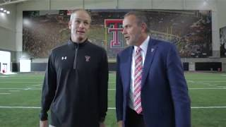 Texas Tech Football: One-on-one with Coach Wells | 12.11.2018