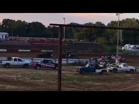 Quincy Raceways   Sport Mods 8-20-17