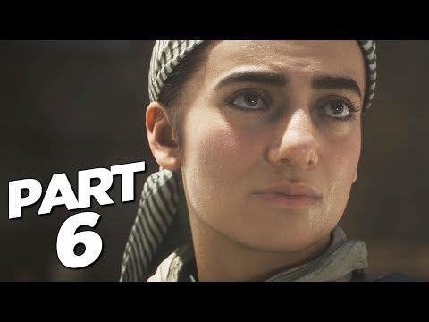 CALL OF DUTY MODERN WARFARE Walkthrough Gameplay Part 6 - HADIR - Campaign Mission 6 (COD MW)