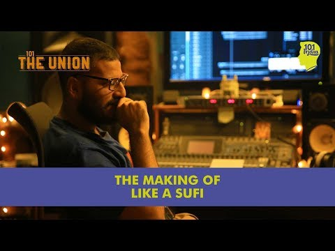 The Making Of: Like A Sufi by MC Kash & Alif | Unique Stories from India
