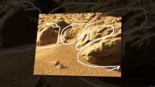 Martian Grave Yard of MARS. NASA Disclosure 2013. 100% real images. UFO