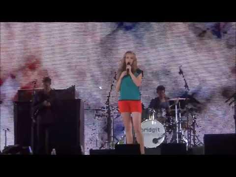 Bridgit Mendler Best Somebody Live Performance