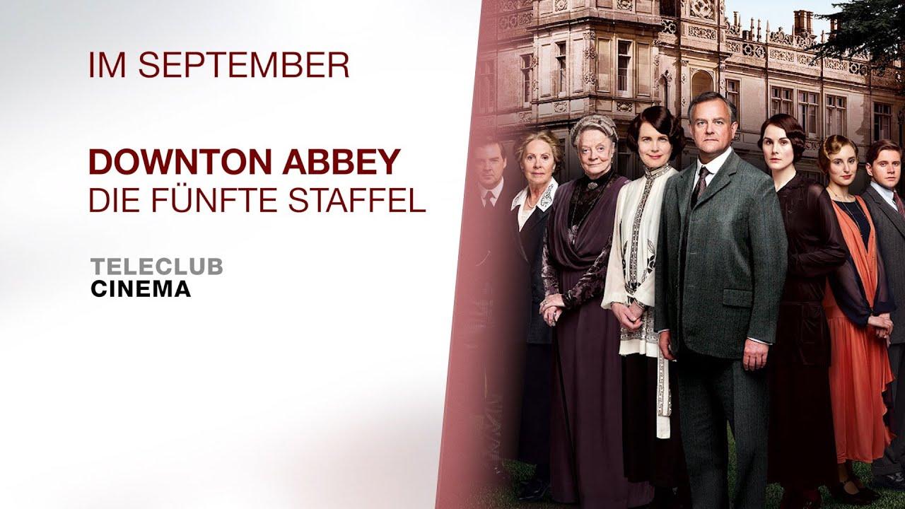 Downton Abbey Staffel 4