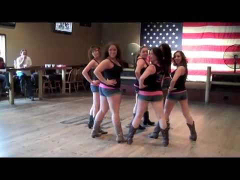 Seattle's Line Dance Team - Boot Boogie Babes
