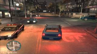 GTA IV Life of an Undercover Cop Epic Games Zone Episode 1